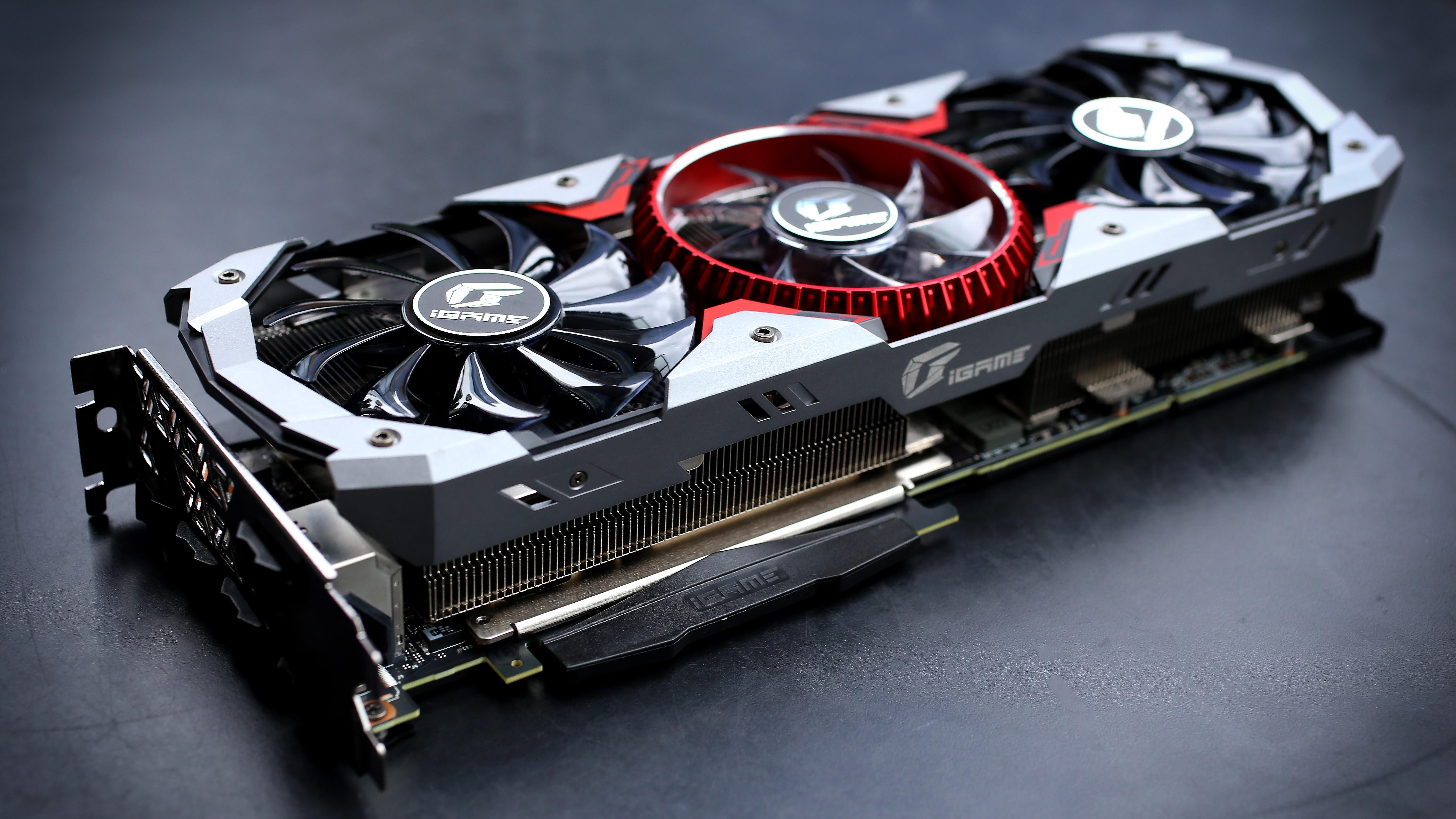 初探科技艺术品 iGame GeForce RTX 2080 Ti开箱