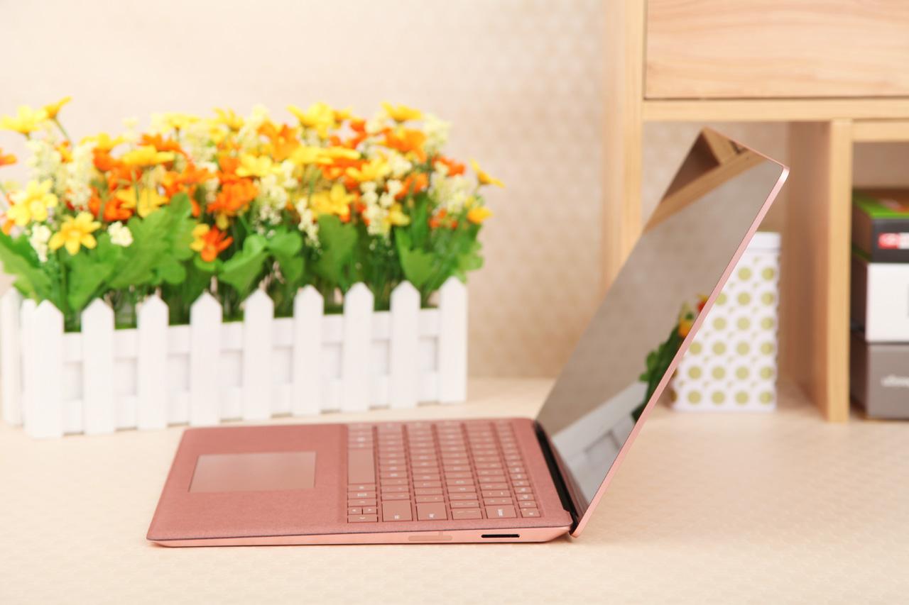 余姚北站_双11送女友准没错 微软Suself-immolationce Laptop 2灰粉金开箱