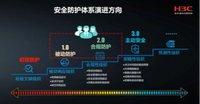 安全防护分五阶段,主动安全是演进方向