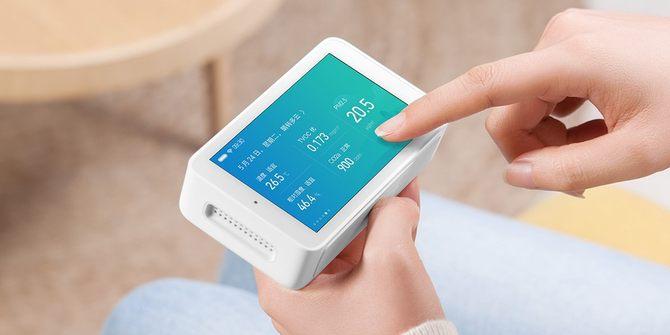 联动控制多种设备 小米米家空气检测仪发布售价399元