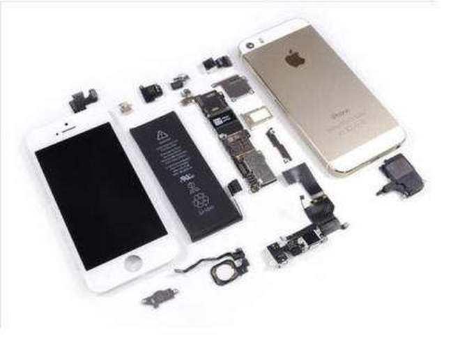 美国每小时5761部手机碎屏 维修费用高昂