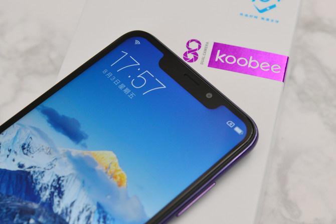 koobee酷比K10详细评测:入门刘海屏新选择