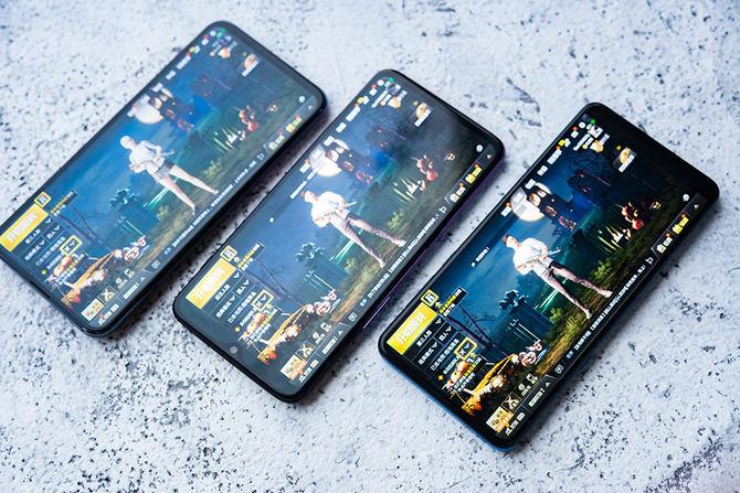 手机铁人三项:从速度到温度的吃鸡全面对比