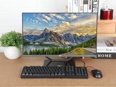轻薄微边框 AOC 721大师系列电脑一体机图赏