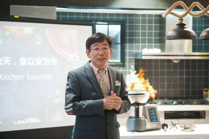 与大厨相媲美的家庭烹饪体验 达氏达酷客智能多功能烹饪料理机