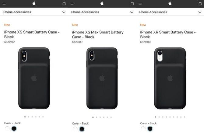 苹果正式公布支持Qi充电的iPhone XS、XS Max和XR智能