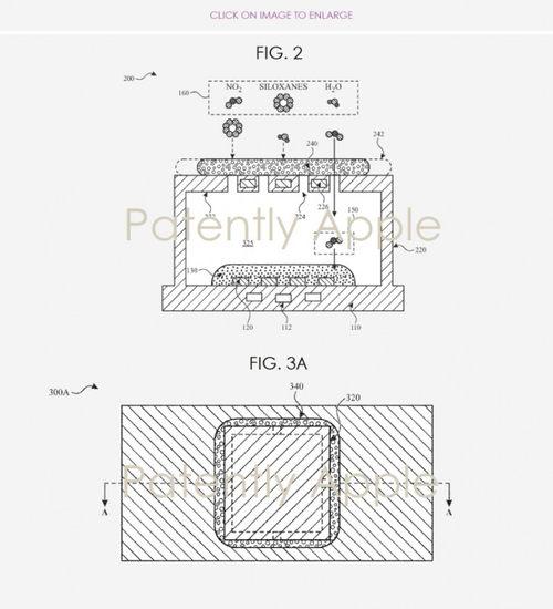 苹果新专利 暗示未来Apple Watch将有气体检测功能
