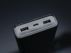 支持双向45W快充  小米移动电源3高配版开箱图赏