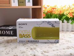 小巧便携多彩 索尼SRS-XB21蓝牙音箱图赏