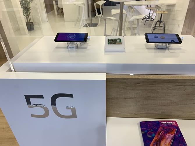 海信参展MWC2019 5G原型手机首次亮相