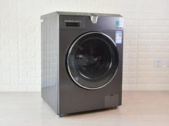 洗衣干衣都是一句话的事儿 云米互联网洗烘一体机WD10X图赏
