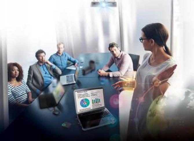 为什么高端会议室需要一台明基应答秀