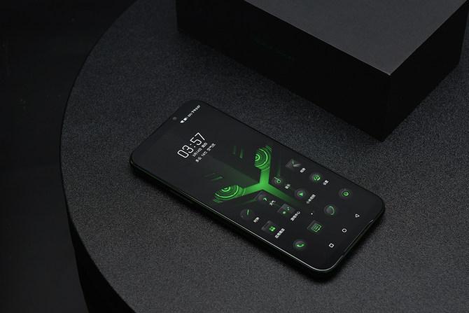 再立游戏手机新标杆 黑鲨游戏手机2评测