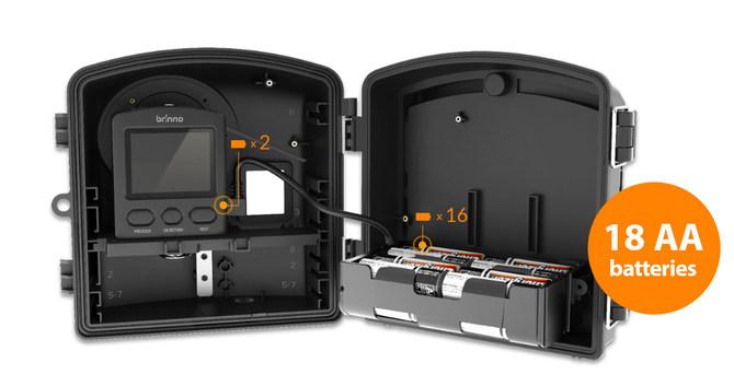 Brinno延时相机BCC2000:将户外项目工程拍摄提升至全新境界