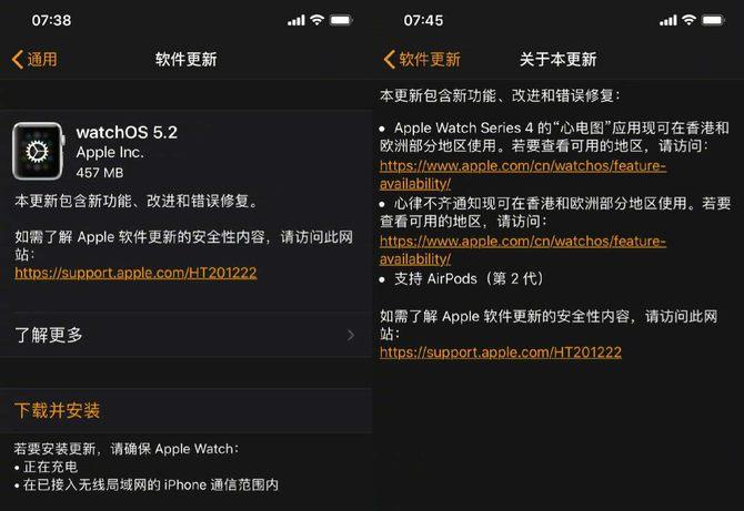 中国香港获Apple Watch心电图功能支持 中国大陆ID+港版手表不支持?