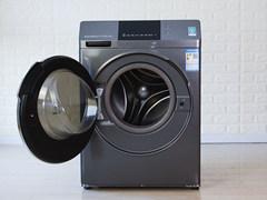 云米互联网洗烘一体机图赏:10KG大容量 设计更显实用