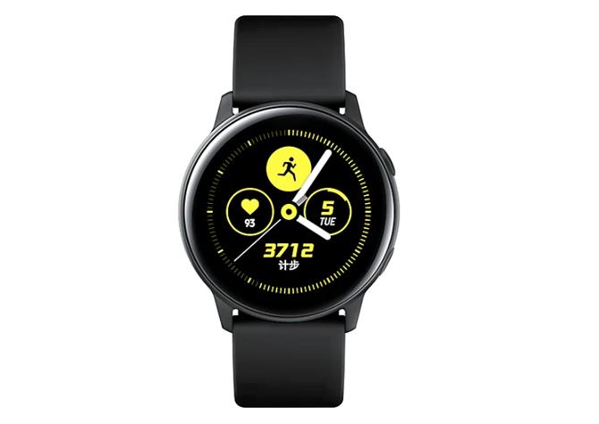 三星Galaxy Watch Active国内上市 全新的设计更加轻便