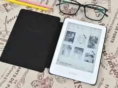 加入可调阅读灯 全新青春版Kindle电子书阅读器仅售658元