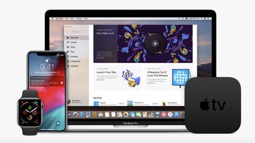 iOS 12.3 beta4 测试版发布:国内暂不支持 Apple TV(图2)