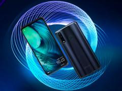 vivo Z5x毒图党:骁龙710+电池5000mAh 关键是真薄