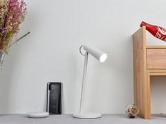 三色变档/小巧便携 米家充电台灯图赏