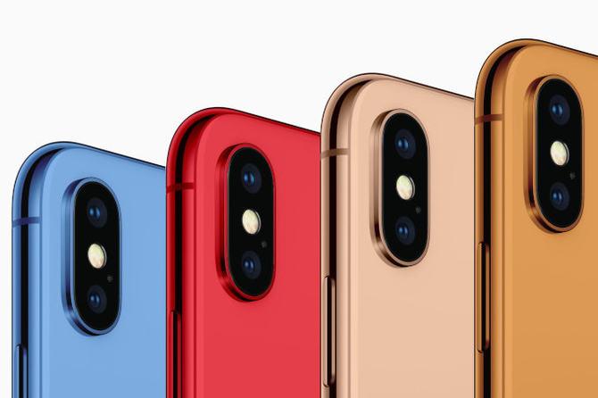 传苹果大屏新机将命名为iPhone XS Max