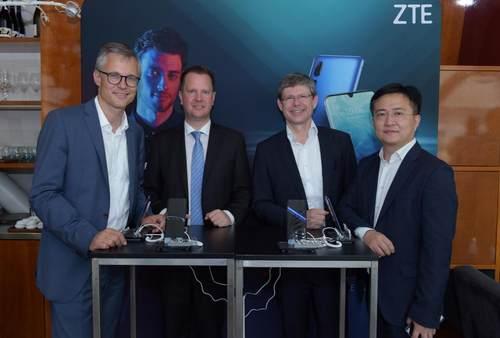 海外商用再下一城 中興天機Axon 10 Pro 5G版奧地利發布