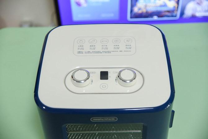 引领康健零食风潮 摩飞电器MR6255干果机摒挡机评测