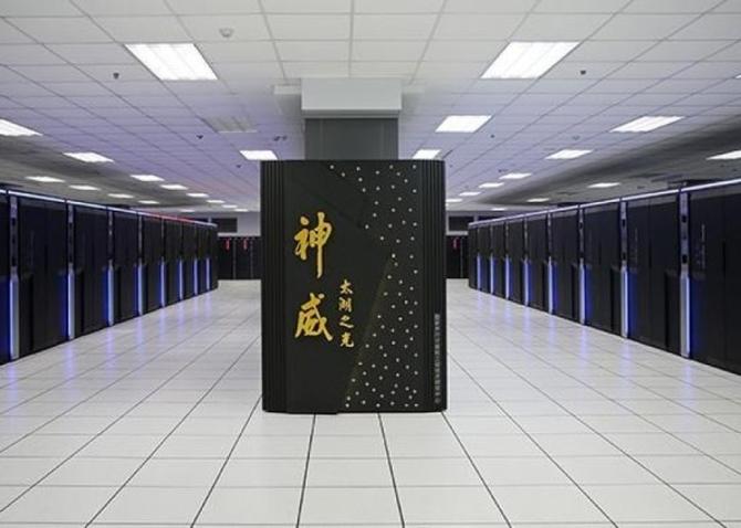 全球超算500强最新名单,中国以219台上榜数量位列第一