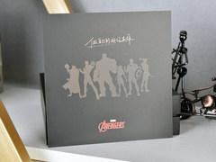 英雄专属定制配色 小米手环4复仇者联盟限量版开箱