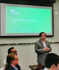 SUSELinux Enterprise 15 SP1上海首发