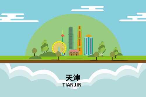 """中新生態城的交通狀況,是嘛時候成的""""津門第一""""?"""