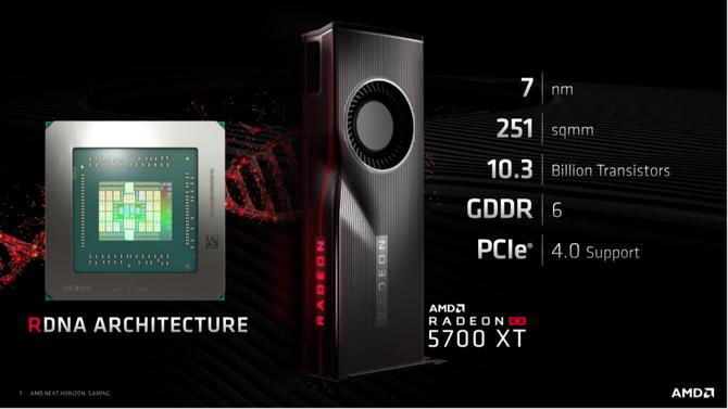 7nm性价比甜点 AMD Radeon RX 5700系列显卡首发评测