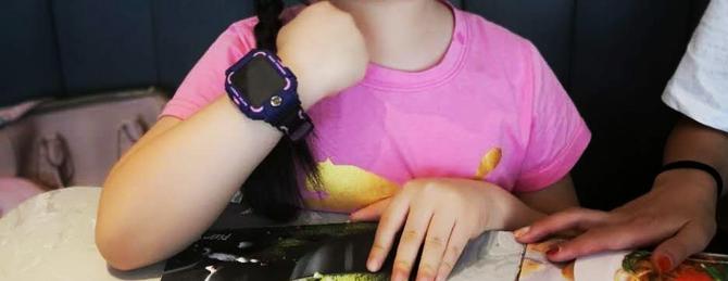一名二胎怙恃给孩子体验小天才电话手表Z6后的优弱点总结