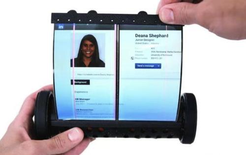 索尼折叠屏装备曝光:可滚动折叠屏+10倍变焦镜头模组