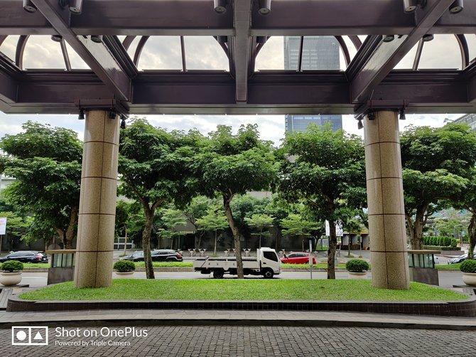 天津两手房_带上一加7 Pro逛台湾:索求多摄镜头各自的优越