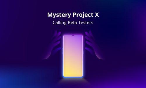 """安卓Q or 新UI?新闻棋牌源码称Realme正为""""X""""项目招募测试人员"""