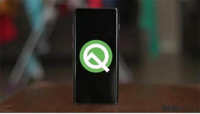 三星Galaxy S10或将率先获得Android Q更新
