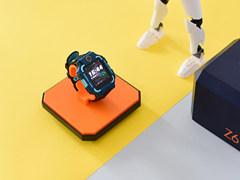 电话手表也用上翻转双摄 !小天才Z6图赏