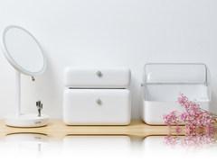 感性+理性所打造的桌面艺术 洛斐玲珑收纳盒/晨曦美妆镜开箱