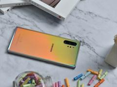 三星Galaxy Note10+莫奈彩图赏:捕捉光与影的色彩