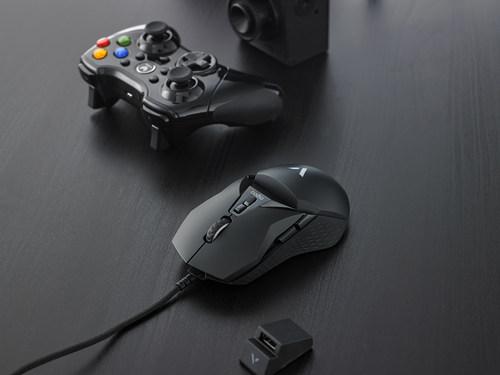 有线无线双模式 雷柏VT950C双模无线电竞游戏鼠标