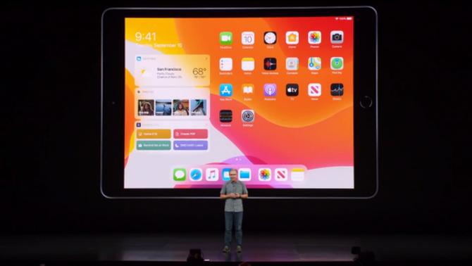 选大屏还是处理器?新入门级iPad发布