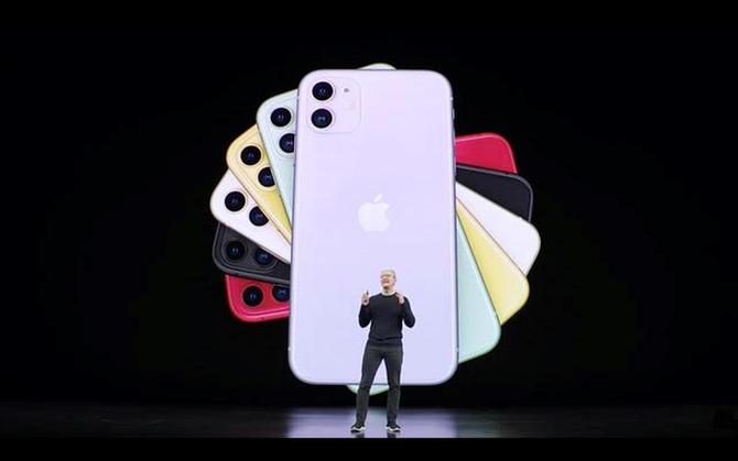 努力升级的iPhone 11:引领风范不在 5G缺失