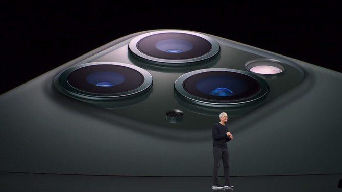 新iPhone 11发布,浴霸三摄+18W快充,还是贵!