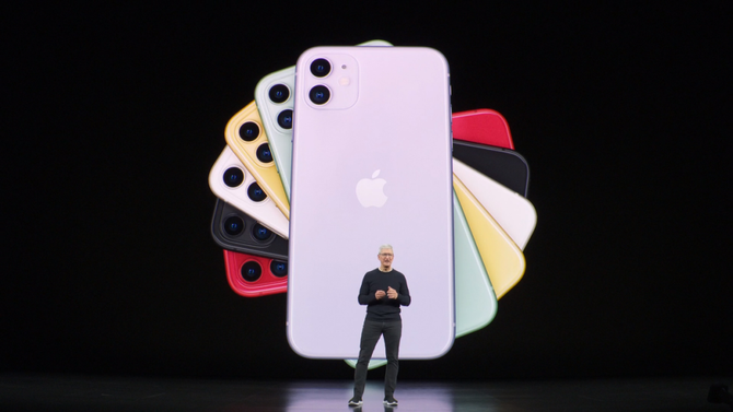 京东全渠道首发,iPhone 11系列新品现已开启预约