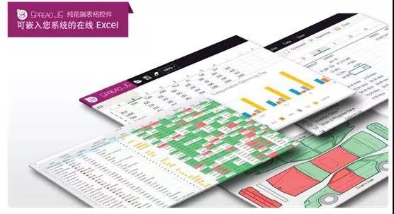 纯前端表格控件SpreadJS以专注业务、提升效率赢得用户与市场
