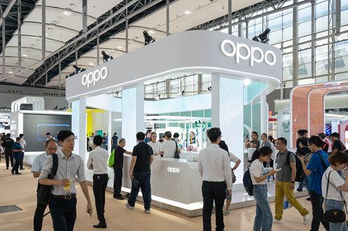 OPPO连续六年亮相天翼智能生态博览会 携手产业伙伴共赢5G新机遇