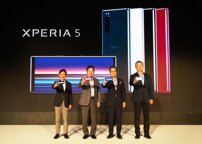 黑科技赋能娱乐手机 索尼Xperia 5惊艳登场