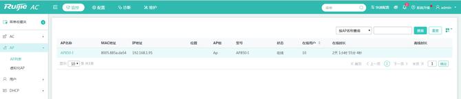 拥抱Wi-Fi 6!锐捷RG-AP850-I无线AP评测